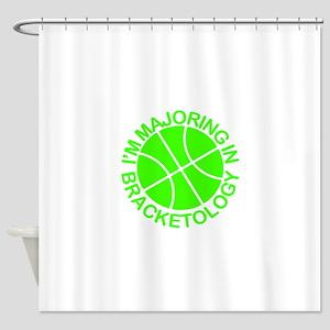 Bracketology Shower Curtain