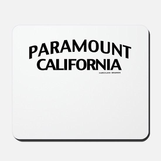 Paramount Mousepad