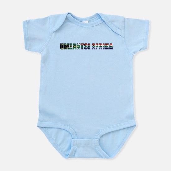 South Africa (Xhosa) Infant Bodysuit
