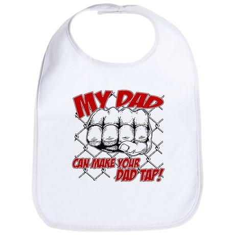 My Dad Tap - MMA Glove Bib