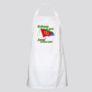 Eritrean by birth Apron