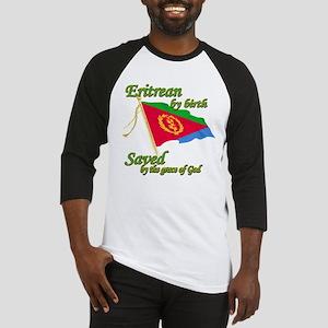 Eritrean by birth Baseball Jersey