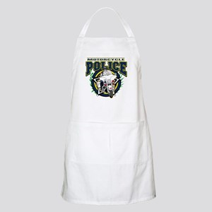 Motorcycle Police Officer Apron