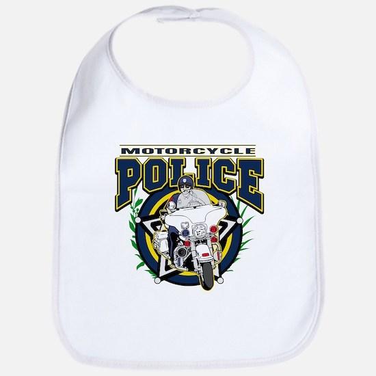 Motorcycle Police Officer Bib