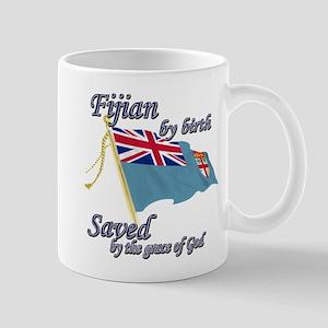 Fijian by birth Mug