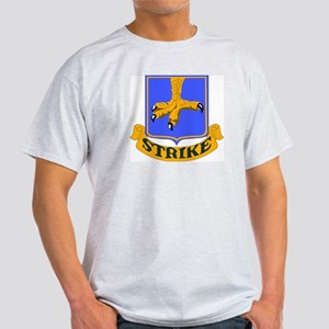 DUI - 2nd Bn - 502nd Infantry Regt Light T-Shirt