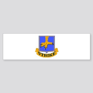 DUI - 2nd Bn - 502nd Infantry Regt Sticker (Bumper