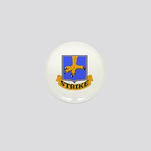DUI - 2nd Bn - 502nd Infantry Regt Mini Button