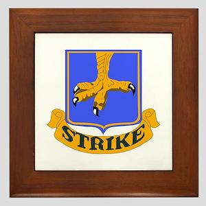 DUI - 2nd Bn - 502nd Infantry Regt Framed Tile