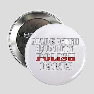 "Quality Polish Parts 2.25"" Button"