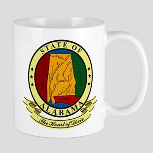 Alabama Seal Mug