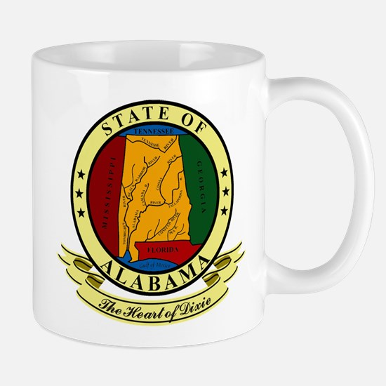Alabama Seal Mug
