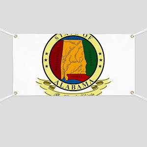 Alabama Seal Banner