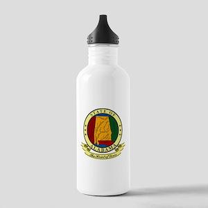 Alabama Seal Stainless Water Bottle 1.0L