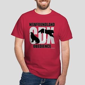 Newfoundland CDX Title Dark T-Shirt