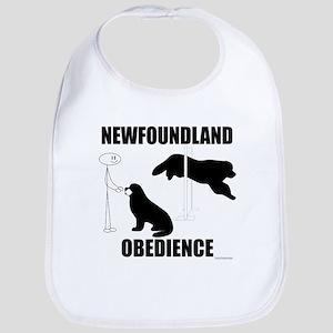 Newfoundland Open Obedience Bib