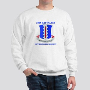 DUI - 3rd Bn - 187th Infantry Regt with Text Sweat