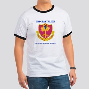 DUI - 3rd Bn - 320th FA Regt with Text Ringer T