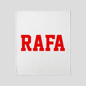 Rafa Throw Blanket