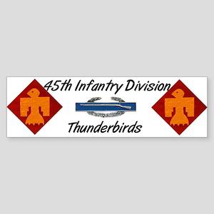 Thunderbird Bumper Sticker w/ CIB