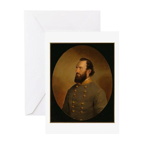 Stonewall Jackson Greeting Card