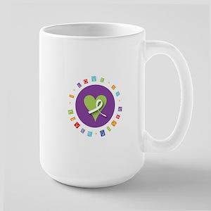Liver Giver  Large Mug