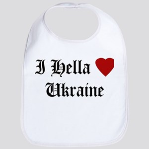 Hella Love Ukraine Bib