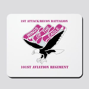 DUI - 1st Atk/Recon Bn - 101st Aviation Regt with