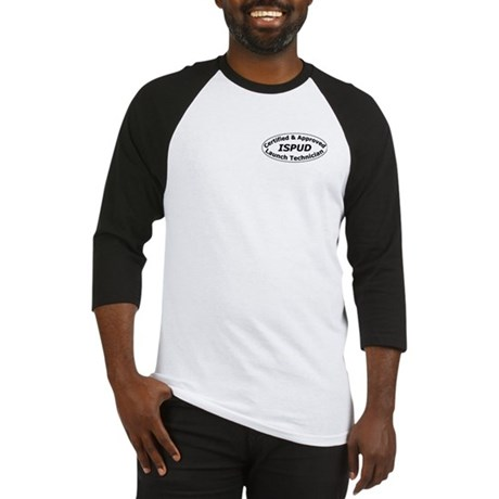 ISPUD Adult Baseball Jersey (2-sided, more colors)