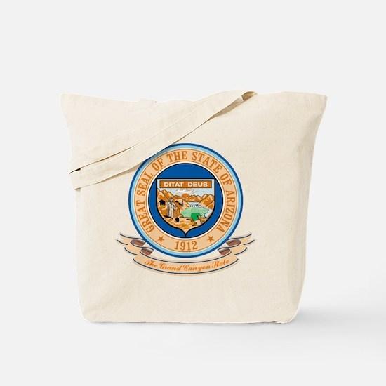 Arizona Seal Tote Bag