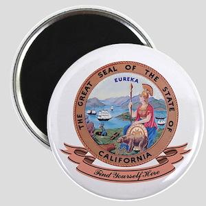 California Seal Magnet