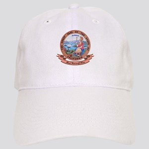 California Seal Cap