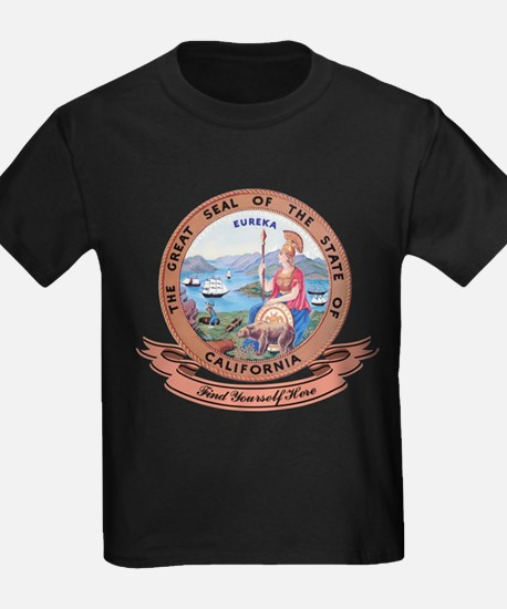 California Seal T