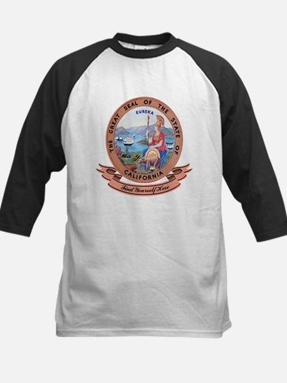 California Seal Kids Baseball Jersey