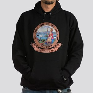 California Seal Hoodie (dark)