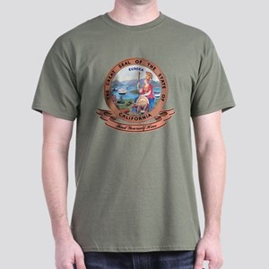 California Seal Dark T-Shirt