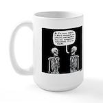 Help Wanted Large Mug