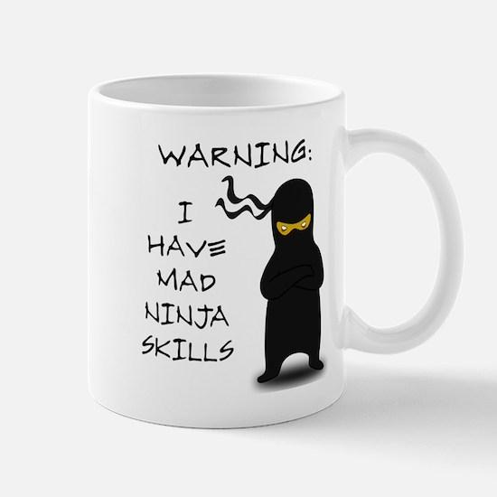 Mad Ninja Skills Mug