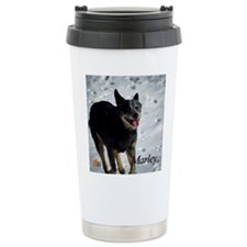 Marley Stainless Steel Travel Mug