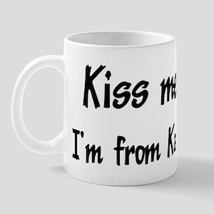 Kiss Me: Kazakstan Mug