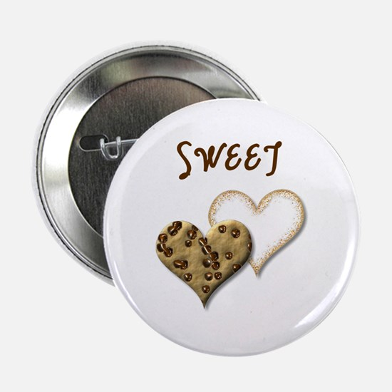 """Sweet Cookies 2.25"""" Button"""