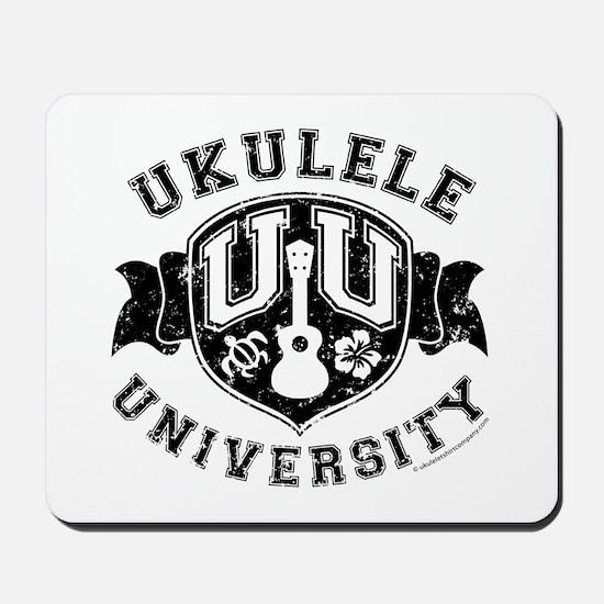 Ukulele University Mousepad