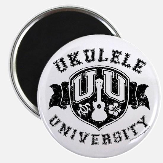 Ukulele University Magnet