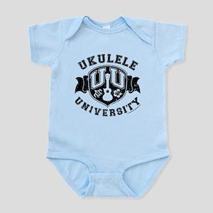 Ukulele University Infant Bodysuit