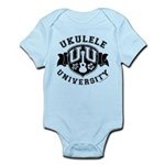 Ukulele University Infant Bodysuit