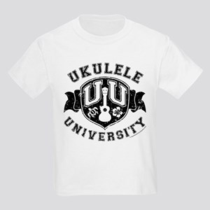 Ukulele University Kids Light T-Shirt