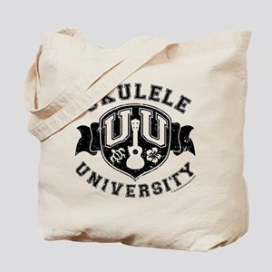 Ukulele University Tote Bag