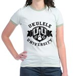 Ukulele University Jr. Ringer T-Shirt