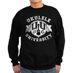 Ukulele University Sweatshirt (dark)