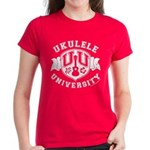 Ukulele University Women's Dark T-Shirt